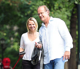 Kelsey Grammer and girlfriend Kayte lose their baby