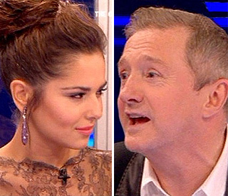 Louis' 'X Factor' outburst: 'It's not all about you Cheryl'