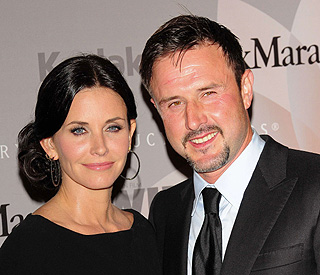 Courteney Cox and husband David Arquette separate