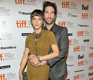David Schwimmer reveals secret wedding