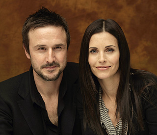 Courteney Cox not surprised by David's revelations