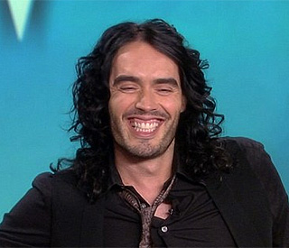 Russell Brand reveals secret to being a perfect groom