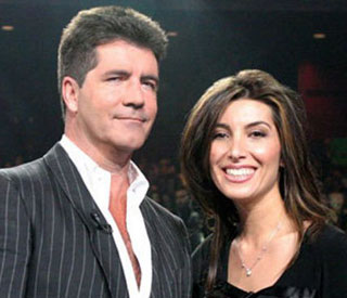 Long distance relationship for Simon Cowell and fiancée