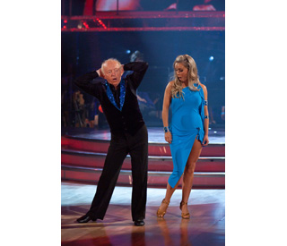 Pensioner power for all but Paul Daniels on 'Strictly'