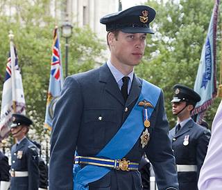 Prince William: 'I still hope to fight in Afghanistan'