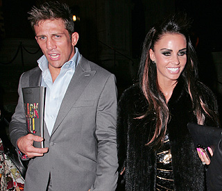 Katie Price speaks of IVF struggle with Alex Reid