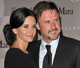 Courteney Cox: David and I are not getting a divorce