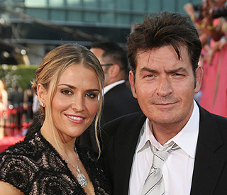 Charlie Sheen and wife Brooke Mueller to divorce