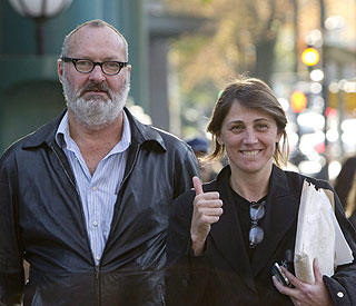 Randy Quaid's wife loses bail after missing court date