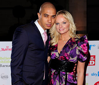 Emma Bunton pregnant with second child