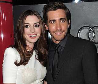 Jake Gyllenhaal and Anne Hathaway 'pretty intimate'