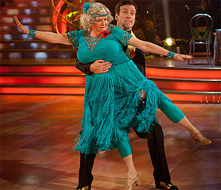 Anne Widdecombe has 'Strictly' no intention of quitting