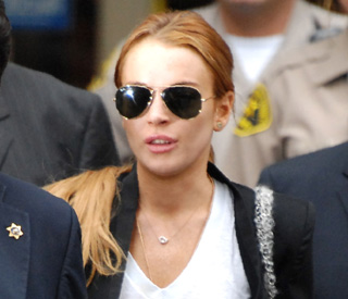 Lindsay Lohan reconciles with father Michael