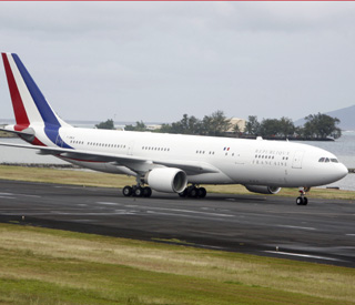 Nicolas Sarkozy's £152m plane ready for take off