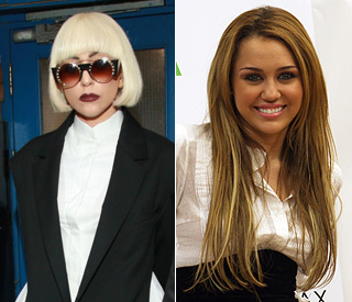 Lady Gaga and Miley Cyrus top 'Forbes' rich list