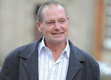 Paul Gascoigne could face Christmas in jail