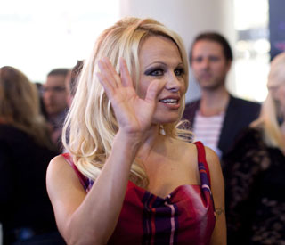 Pamela Anderson signs up for Indian 'Big Brother'