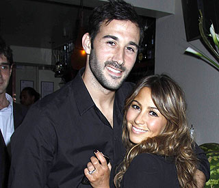 Rachel Stevens welcomes her first child