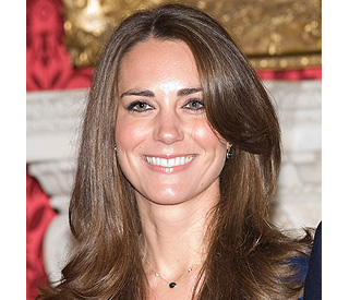 Kate celebrates engagement with Clarence House party