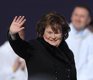 Susan Boyle eclipses Madonna with US success