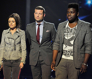 Cher survives 'X Factor' sing off against Paije