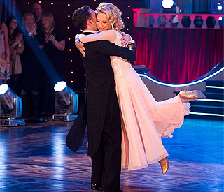 'Strictly': Felicity Kendall hangs up her dancing shoes