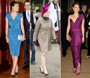 Kate's new look? Working wardrobe for a working princess