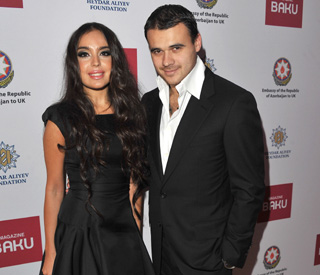 Glamorous Leyla brings magical Azerbaijan to UK