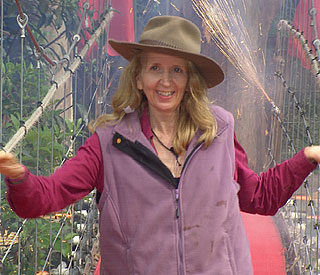 Gillian McKeith is latest star to exit I'm A Celebrity...