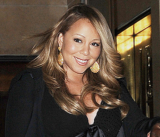 Mum's the word: Mariah Carey having twins?