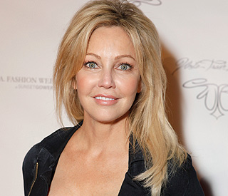 US actress Heather Locklear hospitalised