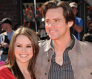 Jim Carrey's daughter Jane divorcing after one year