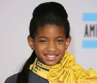 Willow Smith, 10, on track for No.1 hit