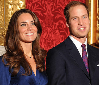 Palace guidelines ban Kate and William tea-towels
