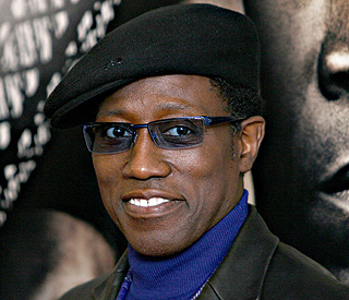 Wesley Snipes on jail term: 'Pray for me'