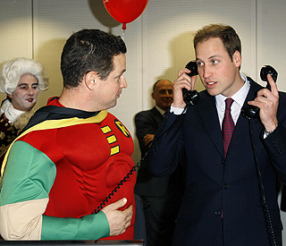 Prince William helps Batman & Robin close £14bn deal