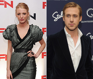 Love in the air for Blake Lively and Ryan Gosling?