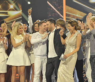 'X Factor' winner Matt Cardle: 'It hasn't sunk in yet'