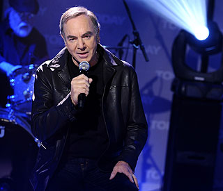 Neil Diamond to receive Hall of Fame honour