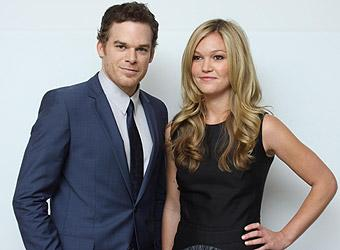 Julia Stiles: I was not involved in Dexter break-up