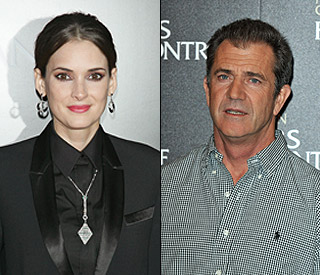 Winona Ryder accuses Mel Gibson of anti-Semitic slur