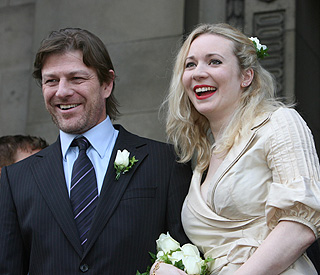 Actor Sean Bean divorces his fourth wife Georgina