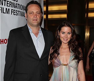 Christmas baby for Vince Vaughn and wife Kyla