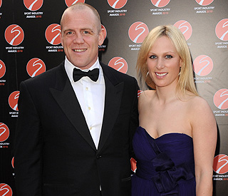 Zara Phillips and Mike Tindall announce engagement