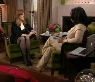 Oprah tells Sarah Ferguson to face reality of money worries