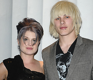 Kelly Osbourne admits she still loves her model ex