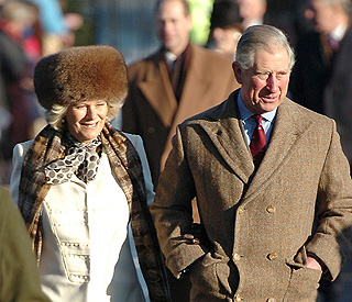 Charles and Camilla reveal passion for 'Dancing on Ice'