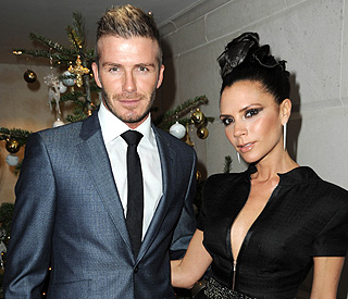 Baby number four on the way for the Beckhams