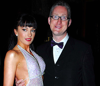 Lembit Opik's ex Cheeky Girl cautioned for shoplifting