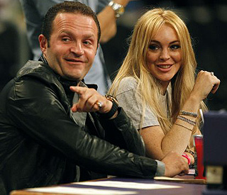 New year and new start for Lindsay Lohan